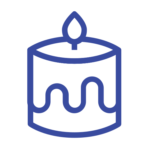 candle, celebration day, christianity, easter, holiday, line, spring icon