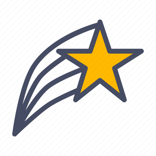 bright, christmas, easter, shine, star, wave icon