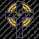 christ, christian, cross, easter, holy, jesus, religion icon