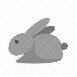 bunny, easter, easter bunny, rabbit, spring icon