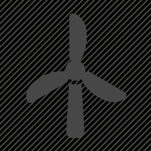 eco, electricity, energy, wind icon