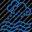 nature, ocean, rain, resourse, river, sea, water