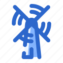 ecology, industrial, industry, manufacturing, mill icon