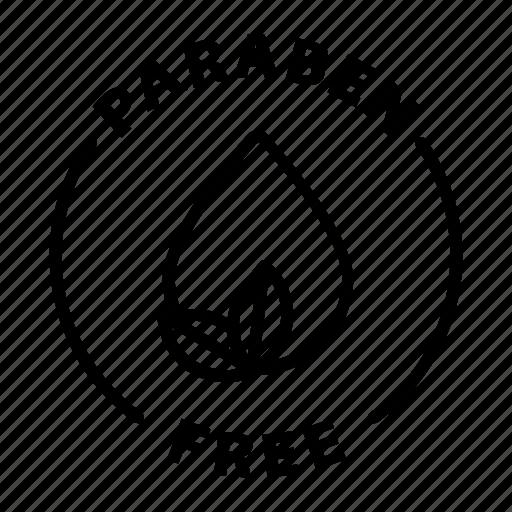 Label, paraben free icon - Download on Iconfinder