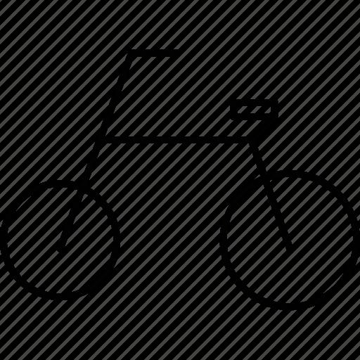 bicycle, eco, eco friendly, ecological, ecology icon