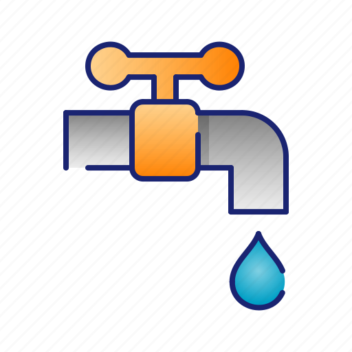 ecology, faucet, go green, natural, nature, water icon