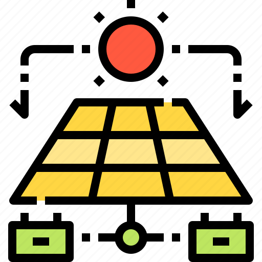 Ecology, energy, nature, power, renewable, solar, technology icon - Download on Iconfinder
