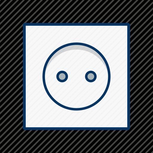electricity, environment, plug, wall socket icon