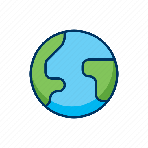 earth, ecology, environment, go green, nature icon