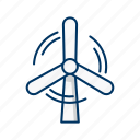 alternative, ecology, energy, environment, go green, windmill icon