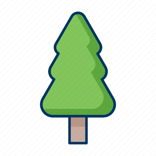 environment, forest, go green, nature, pine, plant, tree icon