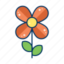 ecology, environment, flower, garden, nature icon
