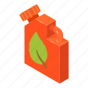 canister, gasoline, isometric, logo, object, oil, petrol