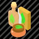 beauty, body, bottle, cosmetic, isometric, logo, object