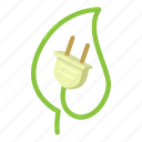 bio, environment, green, isometric, leaf, logo, object