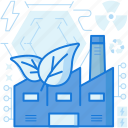 building, ecology, electricity, factory, industry, leaf, plant