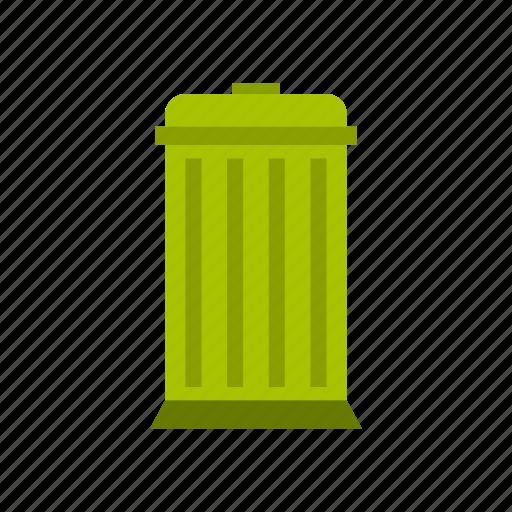 clean, dustbin, eco, garbage, recycle, trash, waste icon