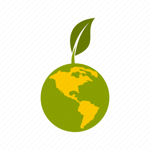 concept, earth, ecology, environment, globe, nature, planet icon