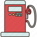 gas, station, petroleum, fuel, energy