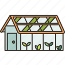 greenhouse, cultivation, farm, production, horticulture