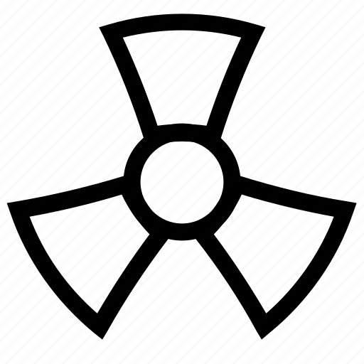 Ecology, nuclear, power icon - Download on Iconfinder