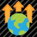 ecology, global, hot, warming