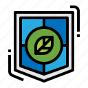 ecology, environment, protect, security icon