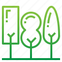 ecology, forest, plant, tree icon