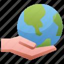 day, earth, global, globe, hand, hold, world