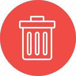 clean, delete, dustbin, ecology, environment, recycle, trash icon