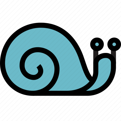 ecology, flower, forest, nature, plant, snail, tree icon