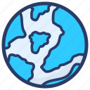 earth, globe, planet, universe, world icon