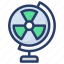 air blower, cooler, fan, ventilator, windmill icon