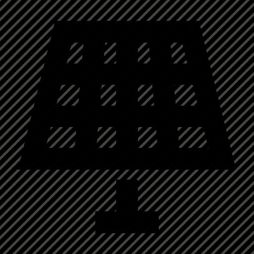 energy, environmental, panel, power, protection, reserve, solar icon