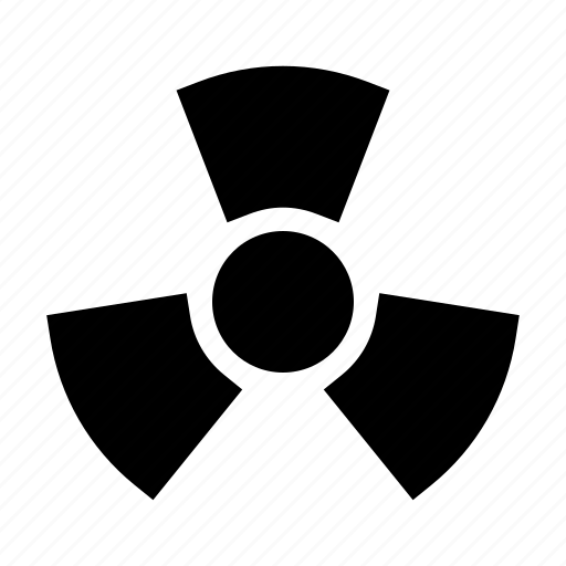 energy, environmental, nature, nuclear, protection, radioactive, reserve icon