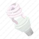 bright, bulb, cartoon, compact, conservation, conserve, detail icon