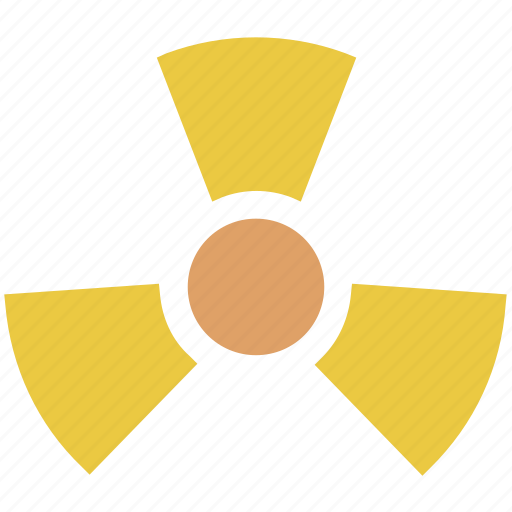 chemical, danger, pollution, radioactive, risk, warning sign, warning symbol icon