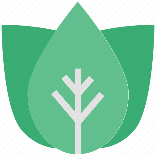 ecology, flower, freshness, natural, nature icon
