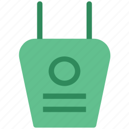 cable, electric, plug, power line, power plug, power supply icon