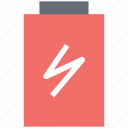 battery, charging, level, power supply, status icon