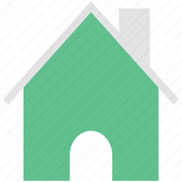 home, house, hut, resident, rural, shack, villa, village icon