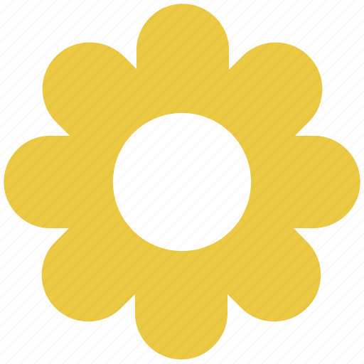 flower, generic, nature, shape icon