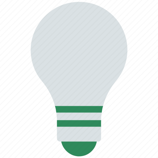 Bulb, electricity, light, light bulb, lighting equipment icon - Download on Iconfinder