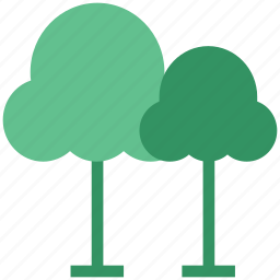 buds, cotton, cotton plants, crop, field, flower, nature icon