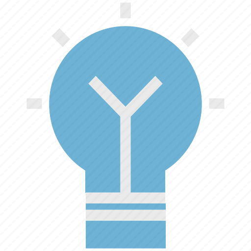 bulb, electricity, light, light bulb, lighting equipment icon