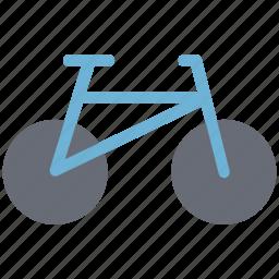bicycle, bike, cycle, racing bicycle, travel icon