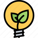 ecology, green, nature, plant, sprout icon