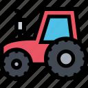 agriculture, farm, farming, gardening, tractor