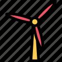 ecology, energy, nature, windmill