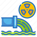 contamination, ecologism, environment, industry, toxic icon